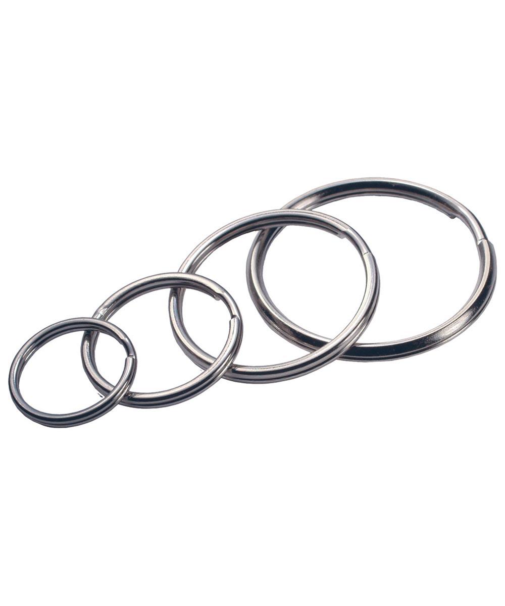 Assorted Split Key Rings