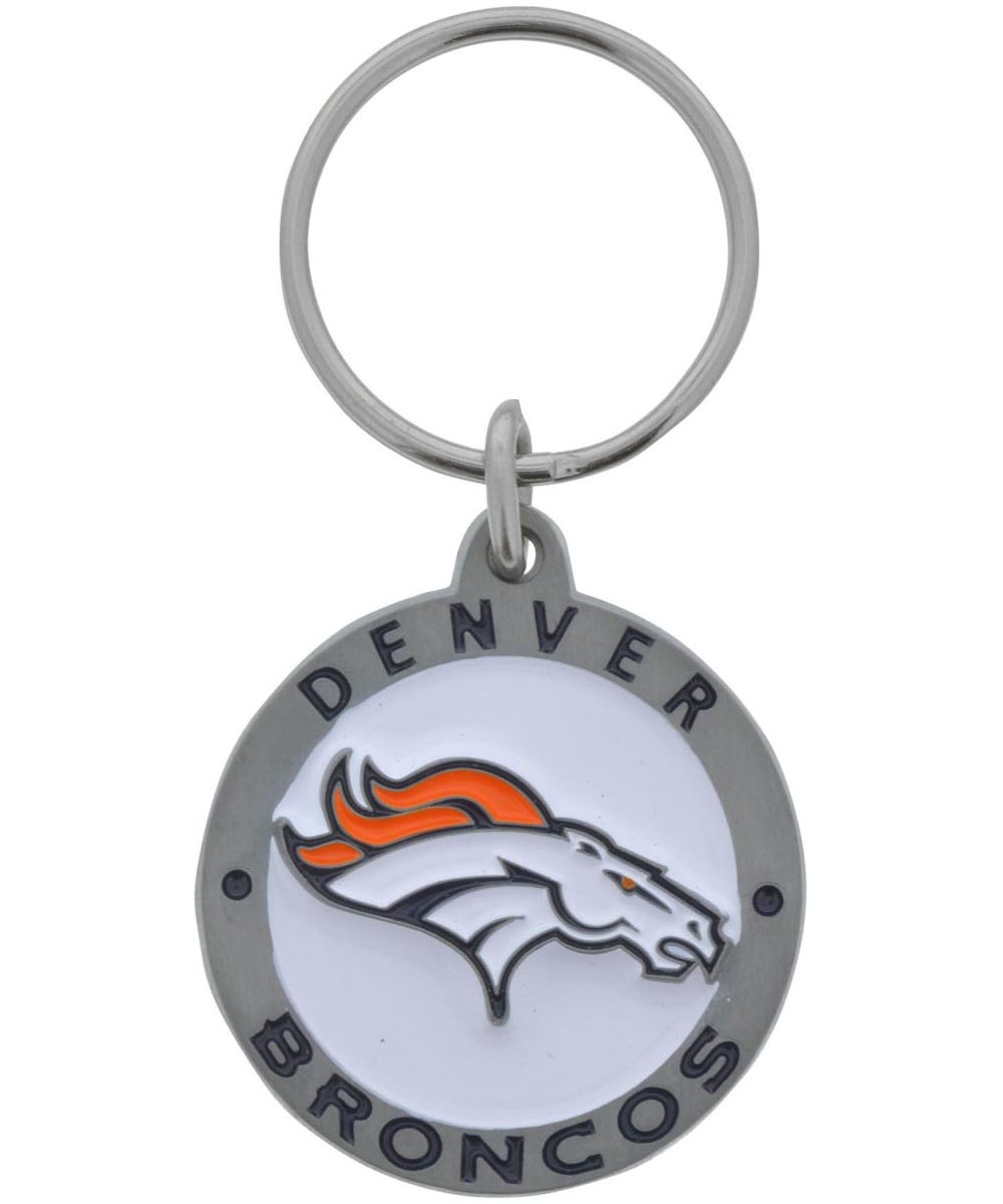 NFL Key Ring Broncos