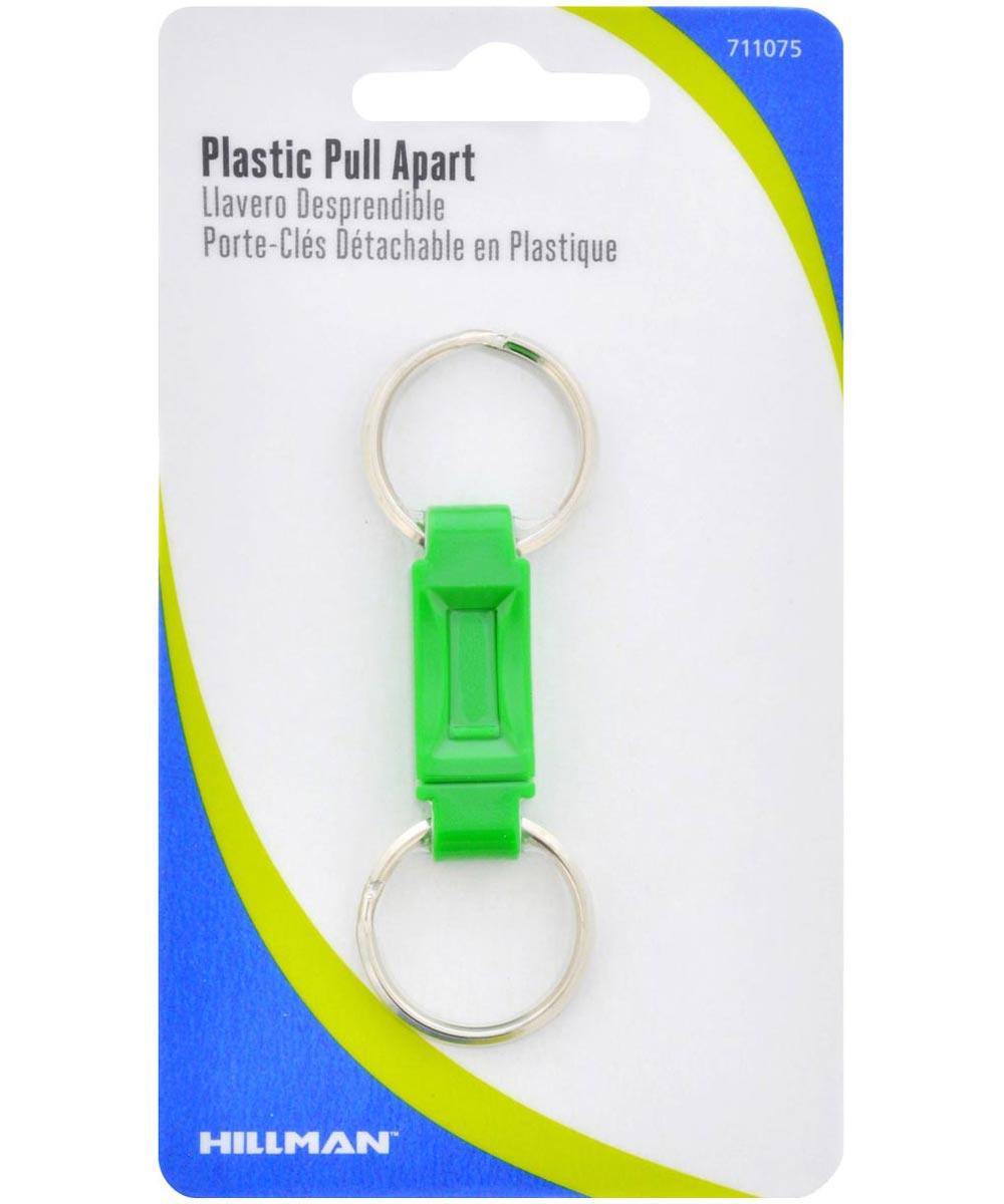 Plastic Pull Apart
