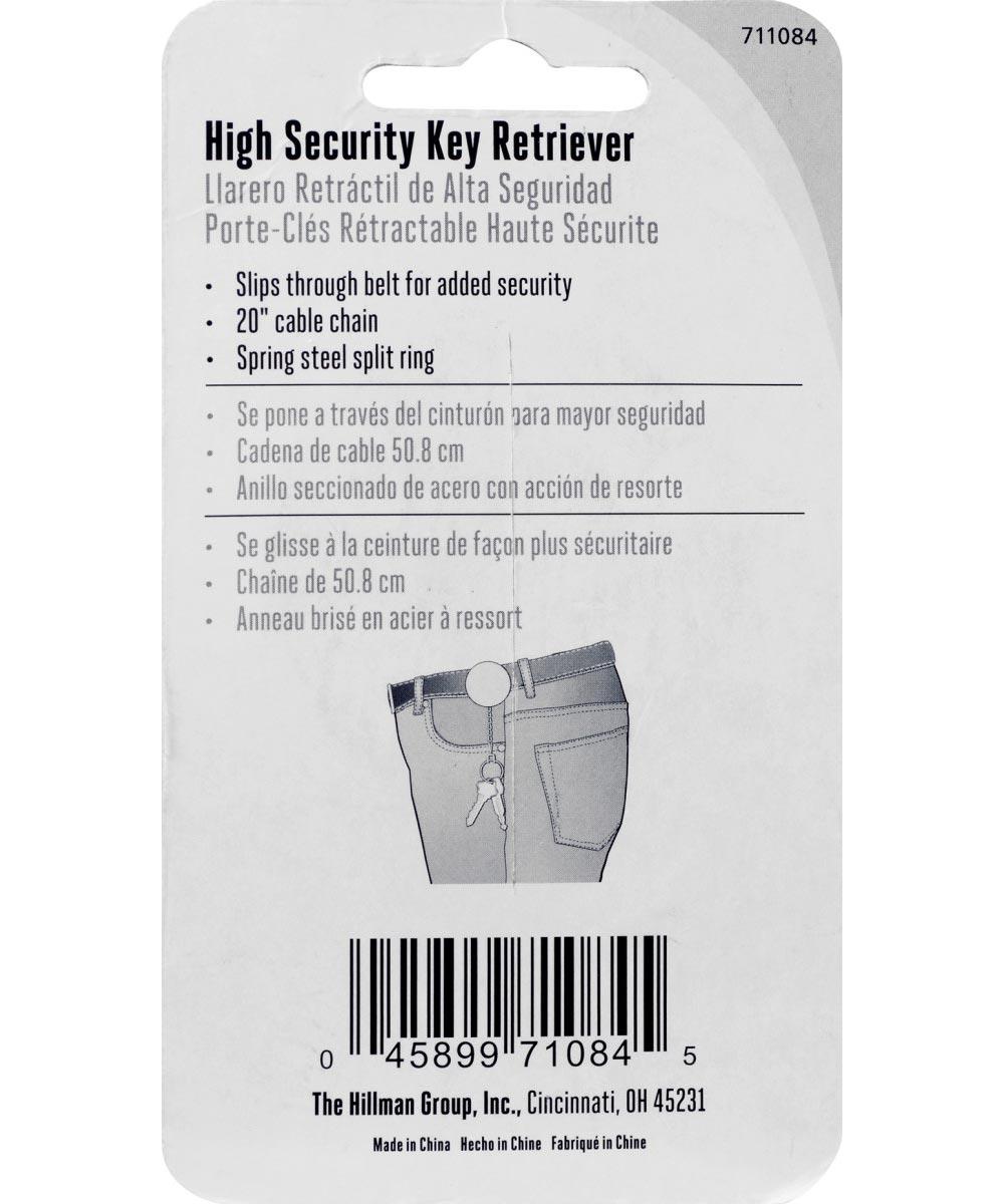 High Security Key Retriever