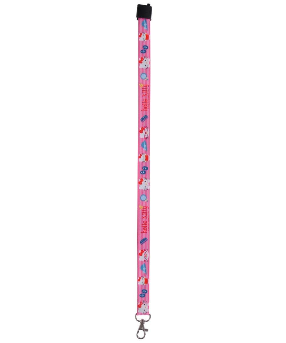 Pink Hello Kitty Lanyard