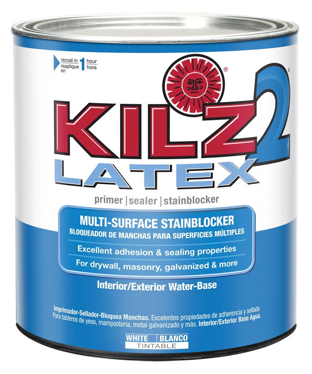 1 Qt White Latex Primer/Sealer/Stainblocker