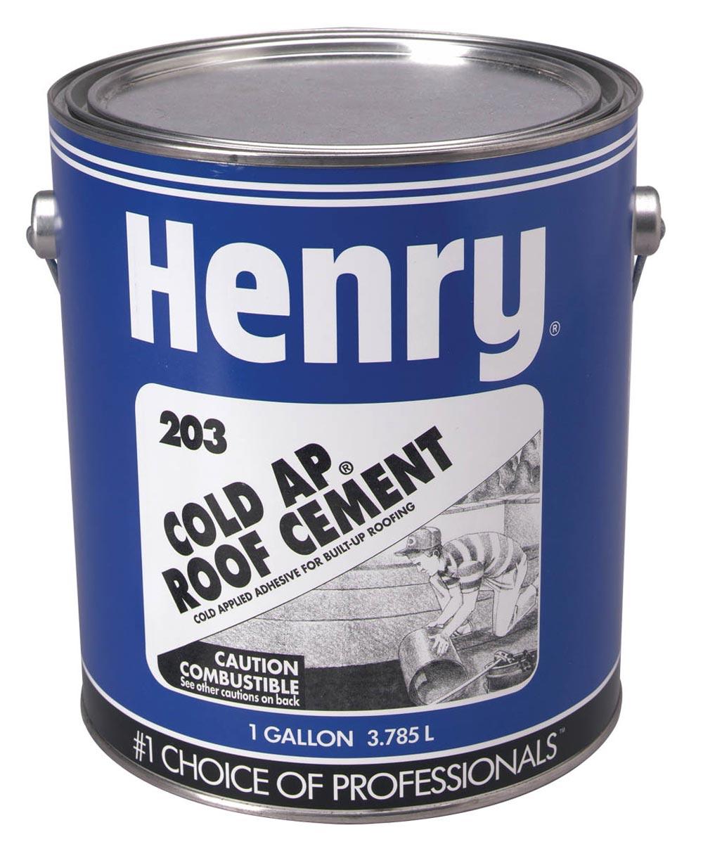 1 Gallon Cold-Ap Roof Cement