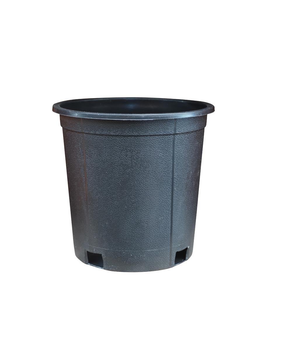 1 Gallon Nursery Pot, Black
