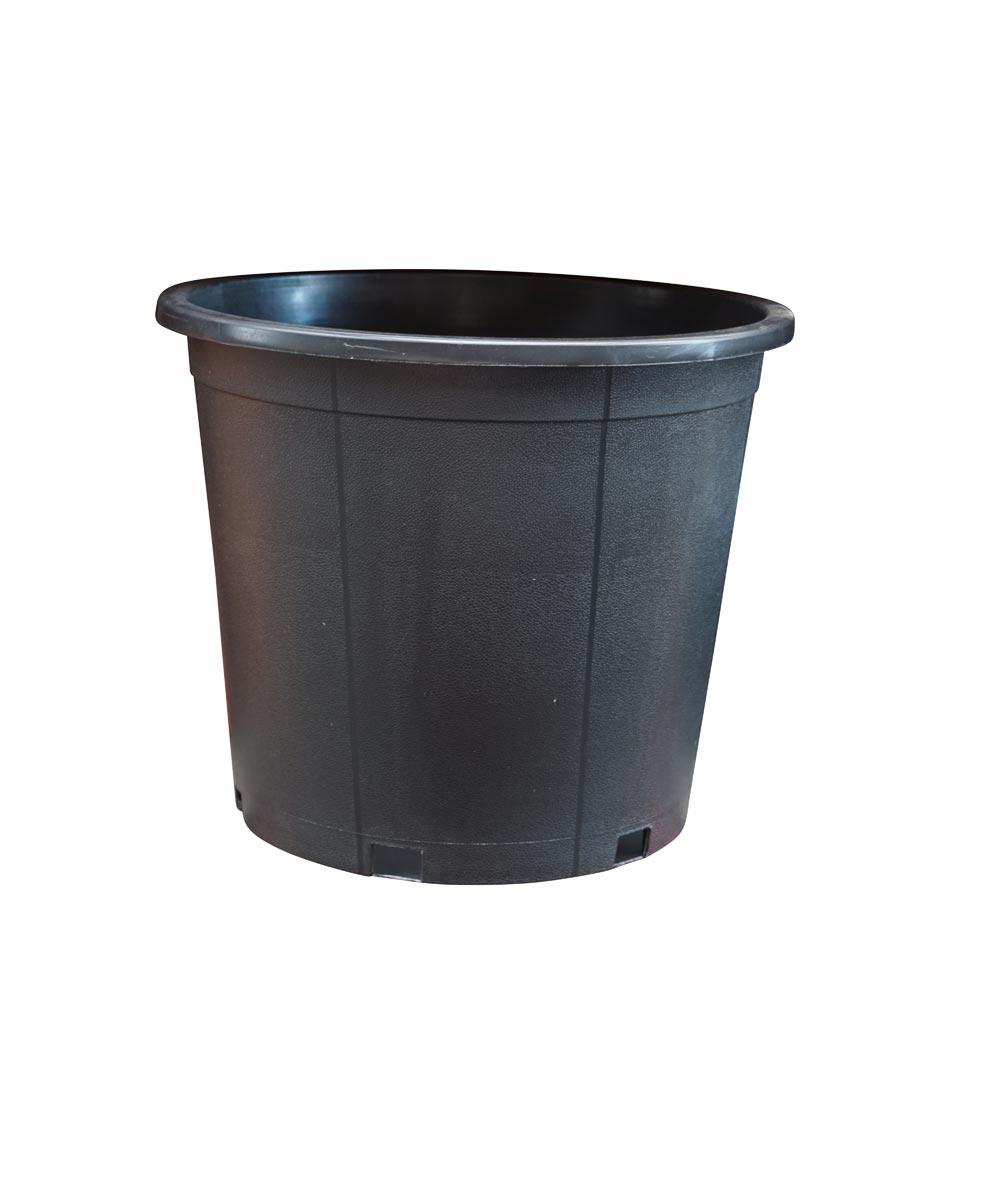 7 Gallon Nursery Pot, Black