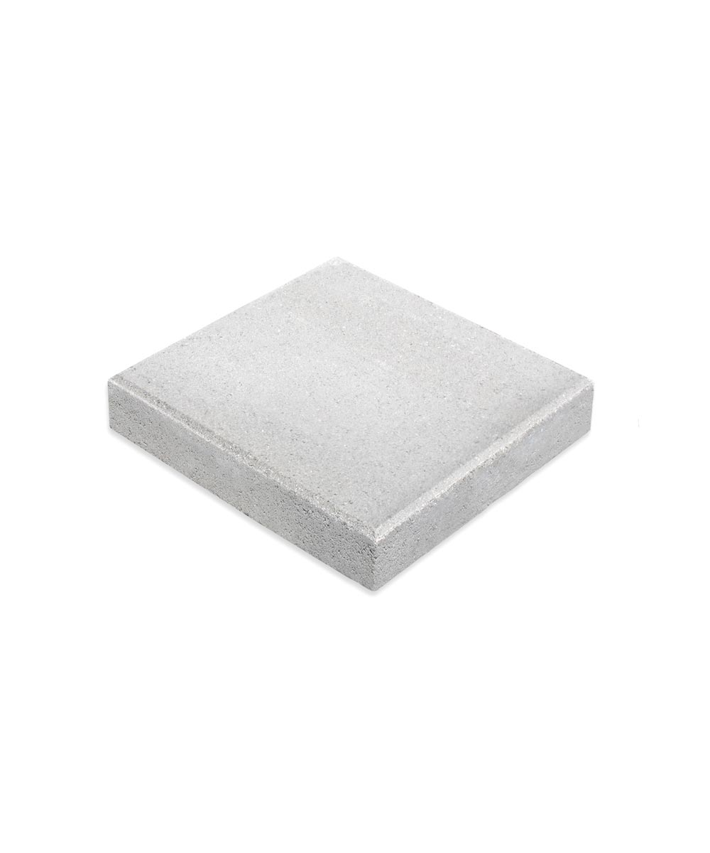 12 in. x 12 in. Square Patio Block