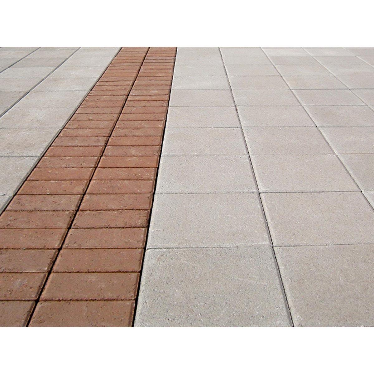 12 in. x 2 in. x 12 in. Square Patio Block