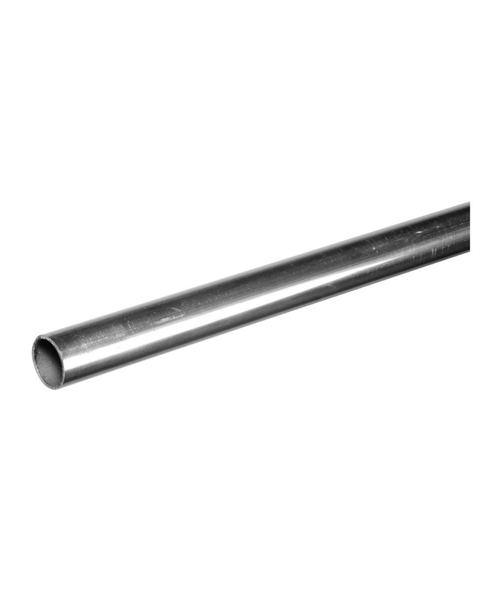 Steelworks Aluminum Tube 1/2 in. x 3 ft.