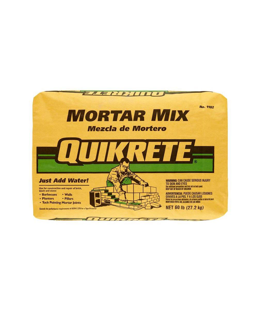 Quikrete 60 lb. Mortar Mix