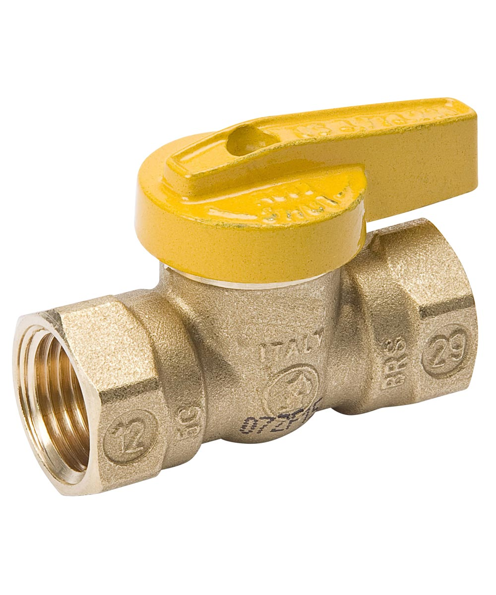 3/4 in. Gas Ball Valve