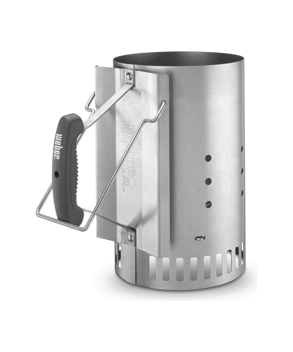 Weber Rapidfire Chimney Starter for Charcoal