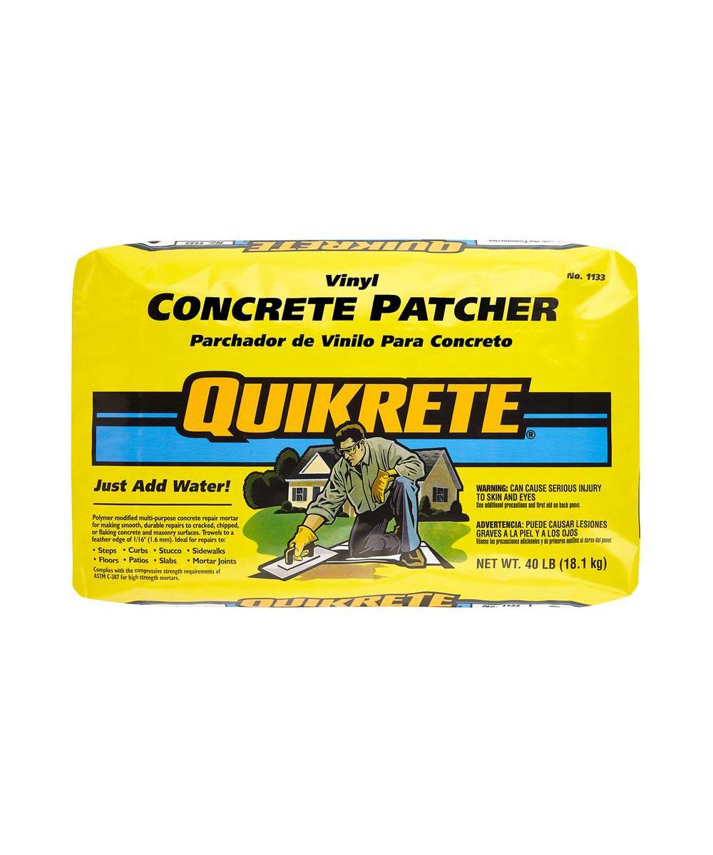 40 lb. Vinyl Concrete Patcher