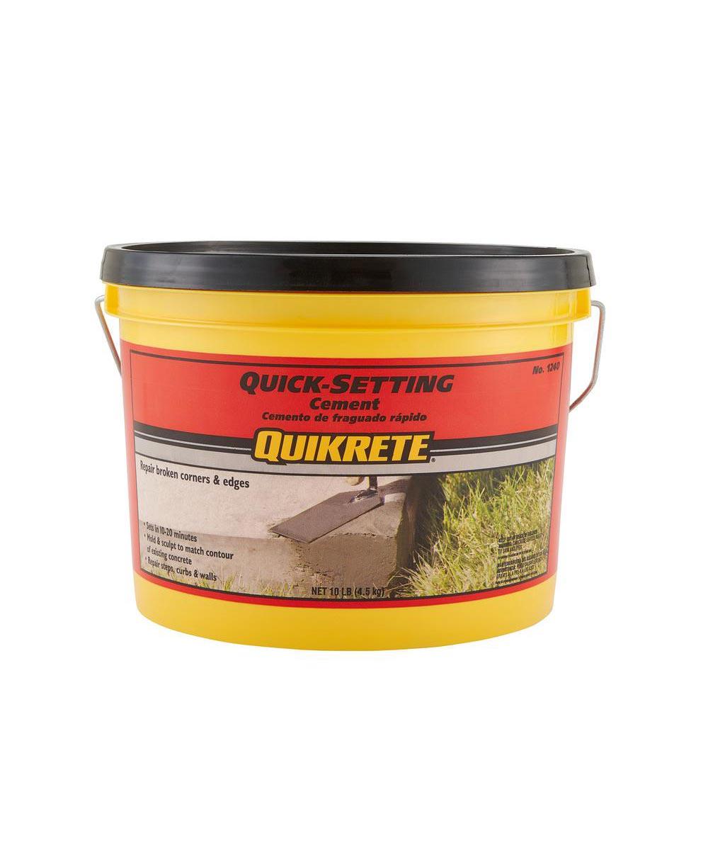 10 lb. Quick-Setting Cement