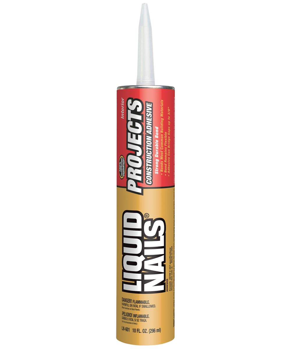 Liquid Nails Adhesive, 10 oz.