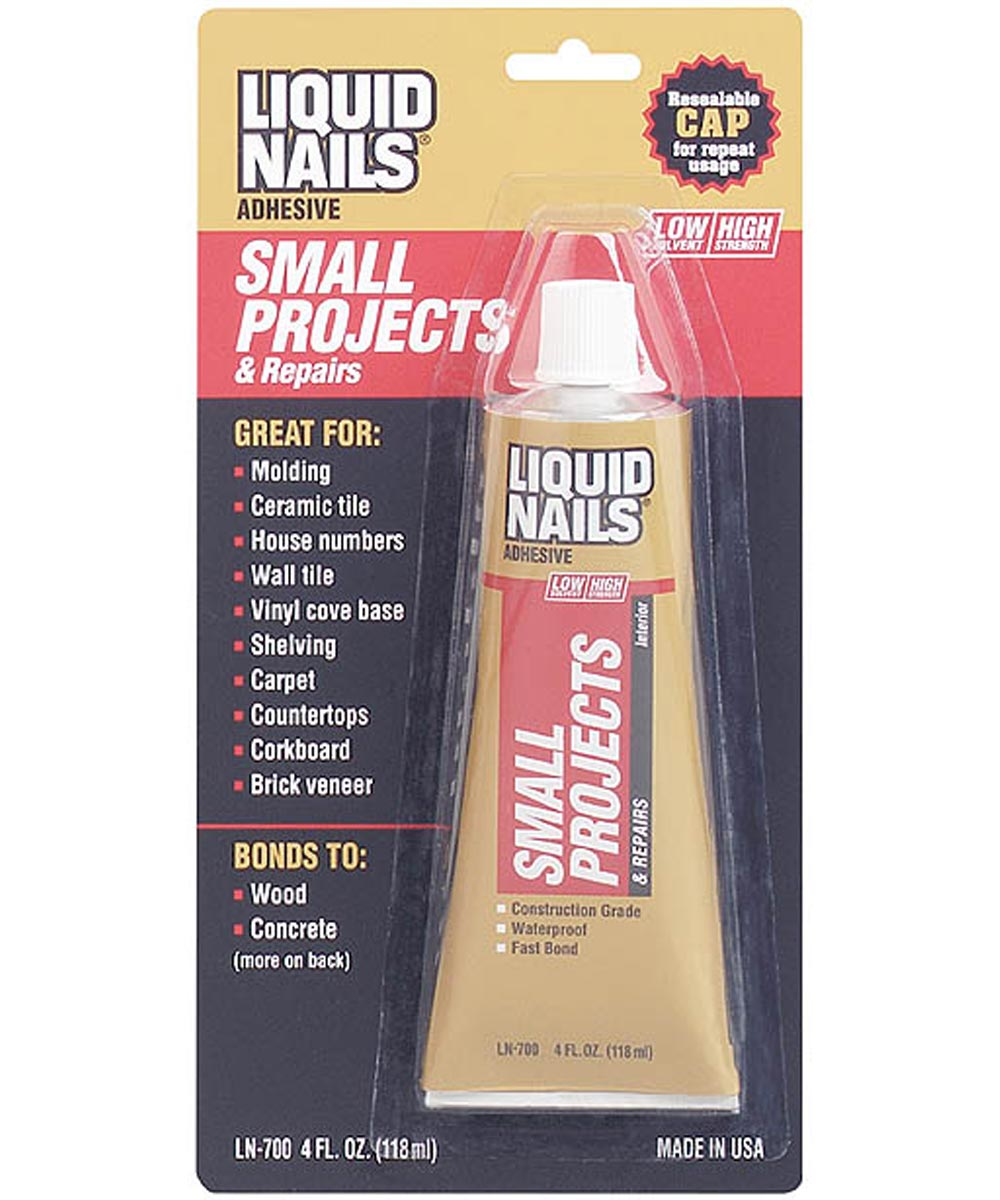 4 oz. Small Projects & Repairs Adhesive