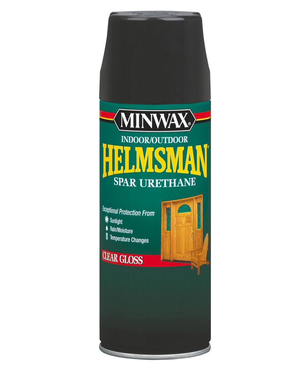 11.5 High-Gloss Helmsman Spar Urethane Finish