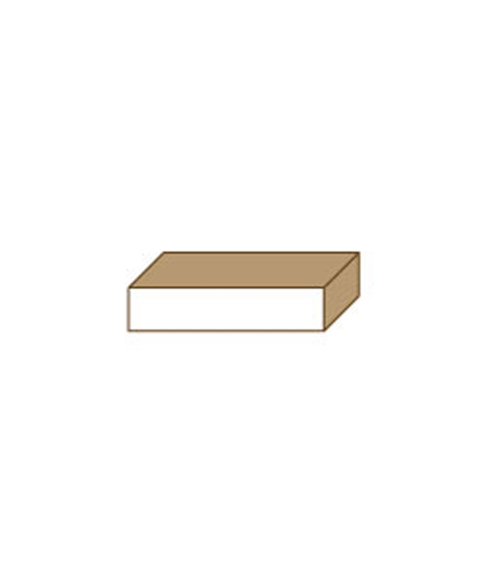3/8 in. x 1-1/2 in. S4S Douglas Fir Lattice Moulding