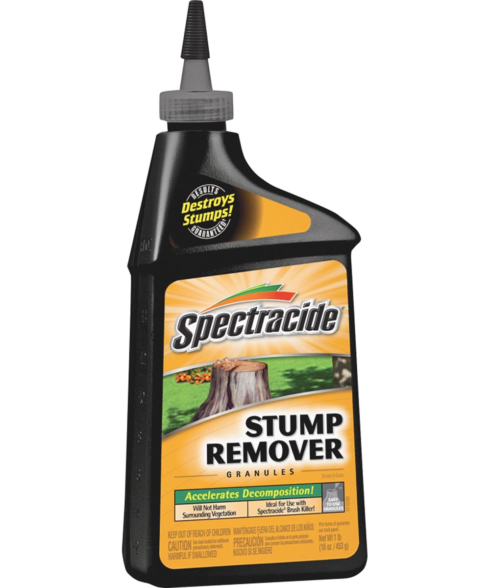 Spectracide Stump Remover, 1 lb, Off-White, Granular