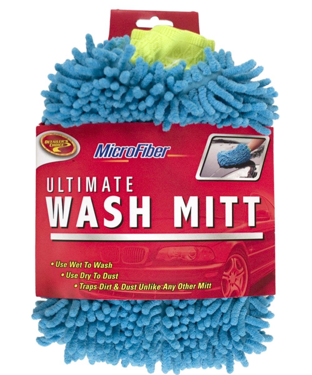 Microfiber Ultimate Wash Mitt
