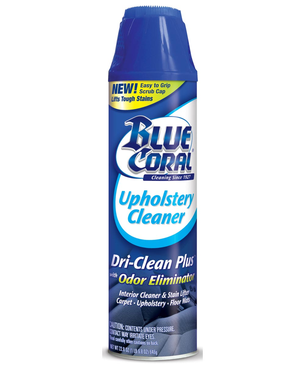 22.8 oz. Dri-Clean Plus Interior Cleaner & Stain Lifter
