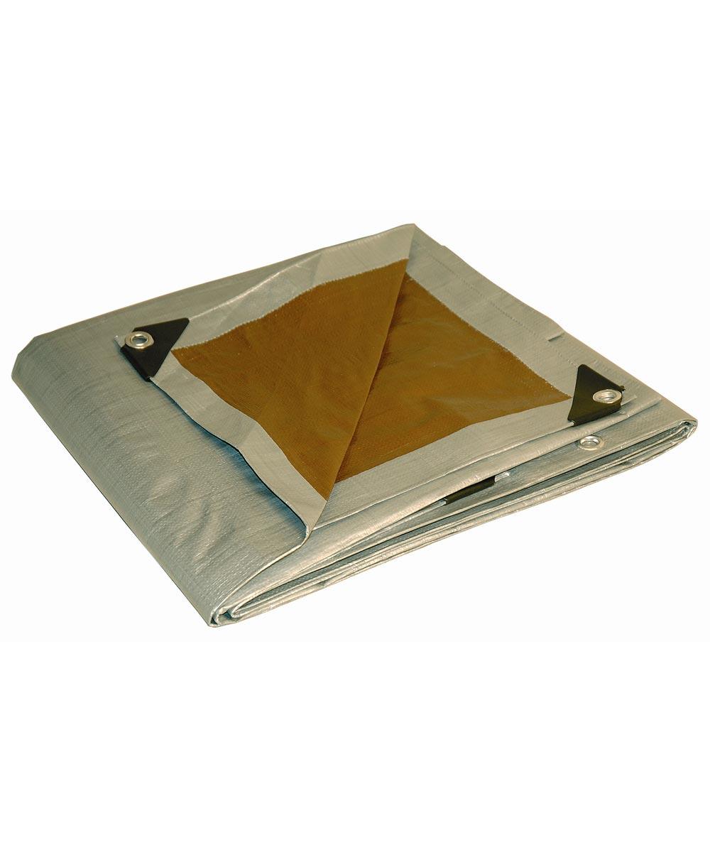 6 ft. x 8 ft. Reversible Heavy-Duty UV Treated Dry Top Tarp
