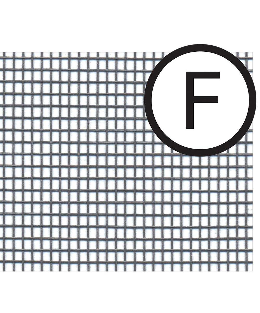 ADFORS 24 in. x 84 in. Fiberglass Window Screen, Gray