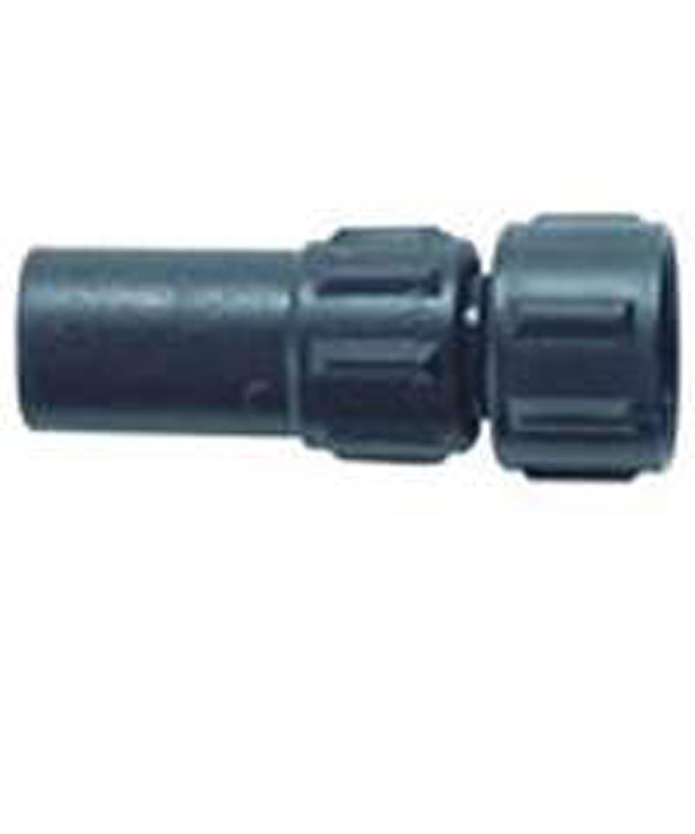 Adjustable Shut-Off Spray Nozzle, Polyethylene