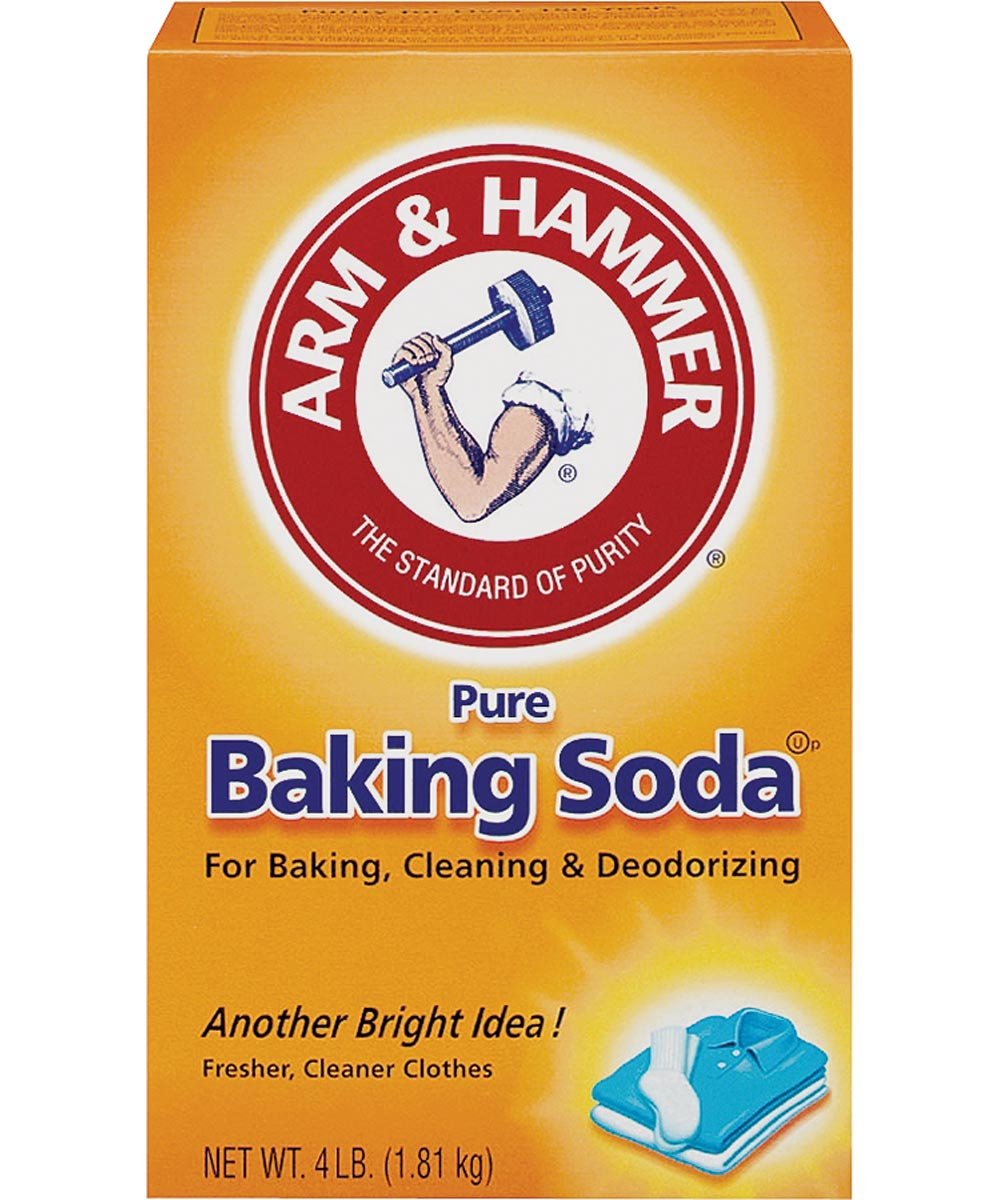 Arm & Hammer Fridge-N-Freezer 0Baking Soda, 4 lb, Box