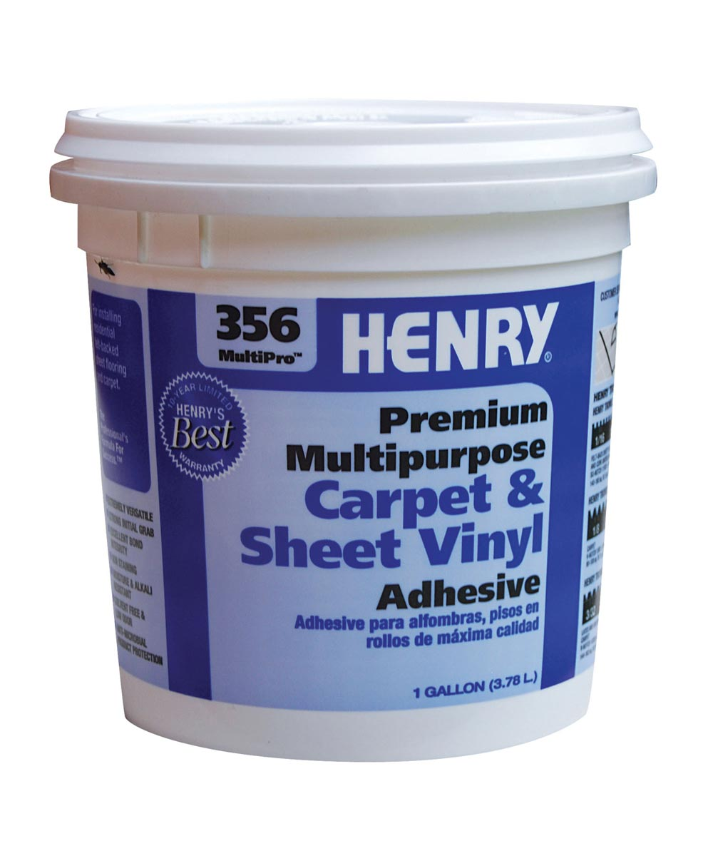 1 Gallon Multipurpose Carpet & Sheet Vinyl Adhesive