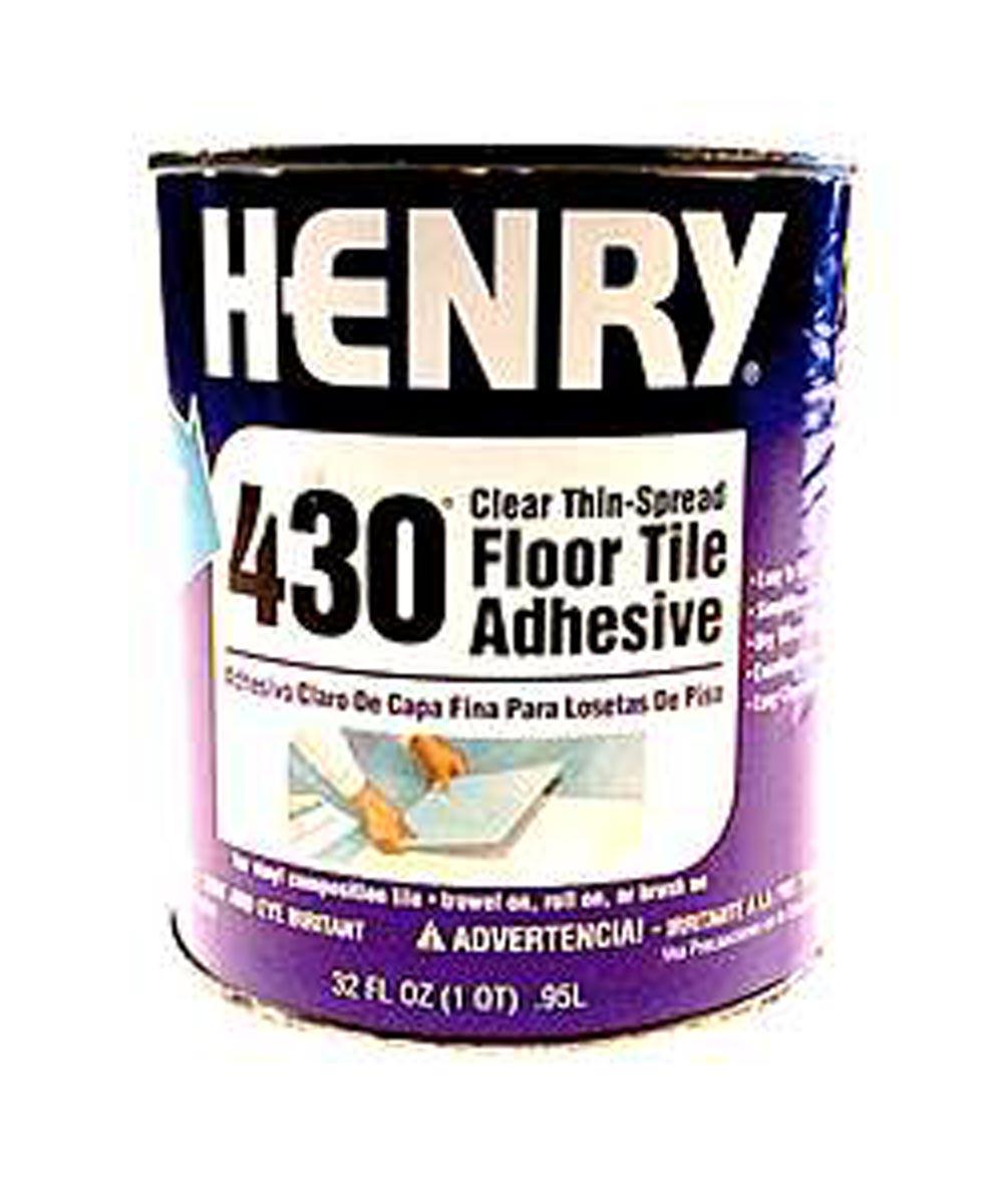 1 Gallon Floor Tile Adhesive