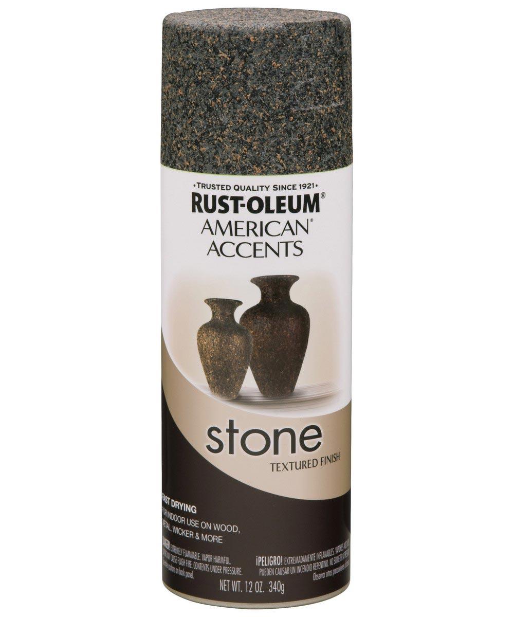 American Accents Stone Spray Paint, Spray, Granite Stone