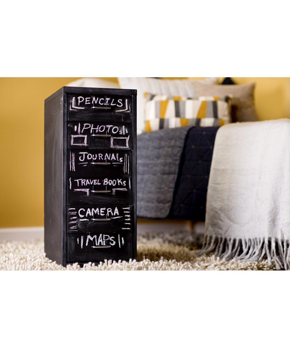 Specialty Chalkboard Brush-On, Quart, Black