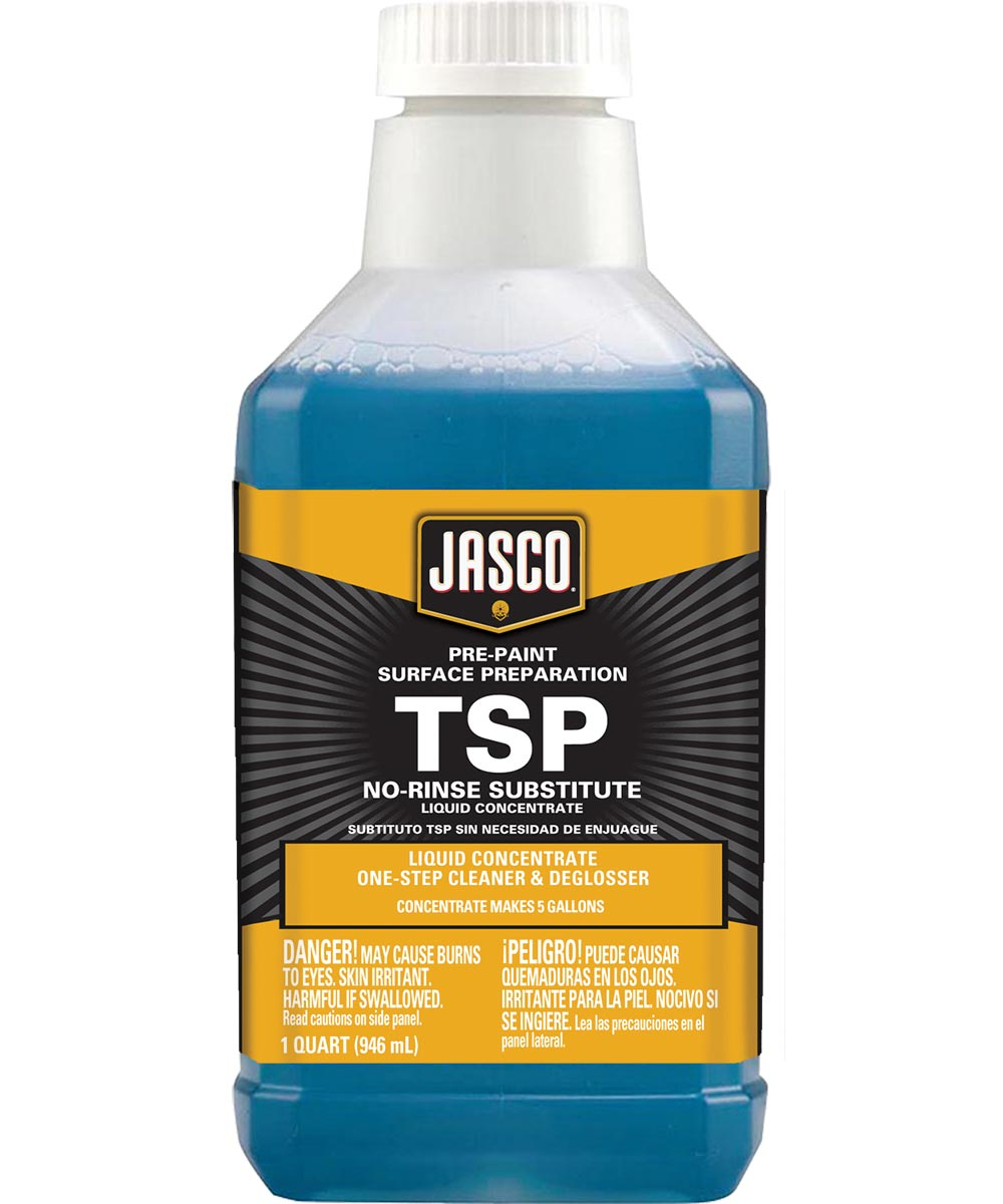 Jasco All Purpose TSP Cleaner, 1 qt, Can, Liquid
