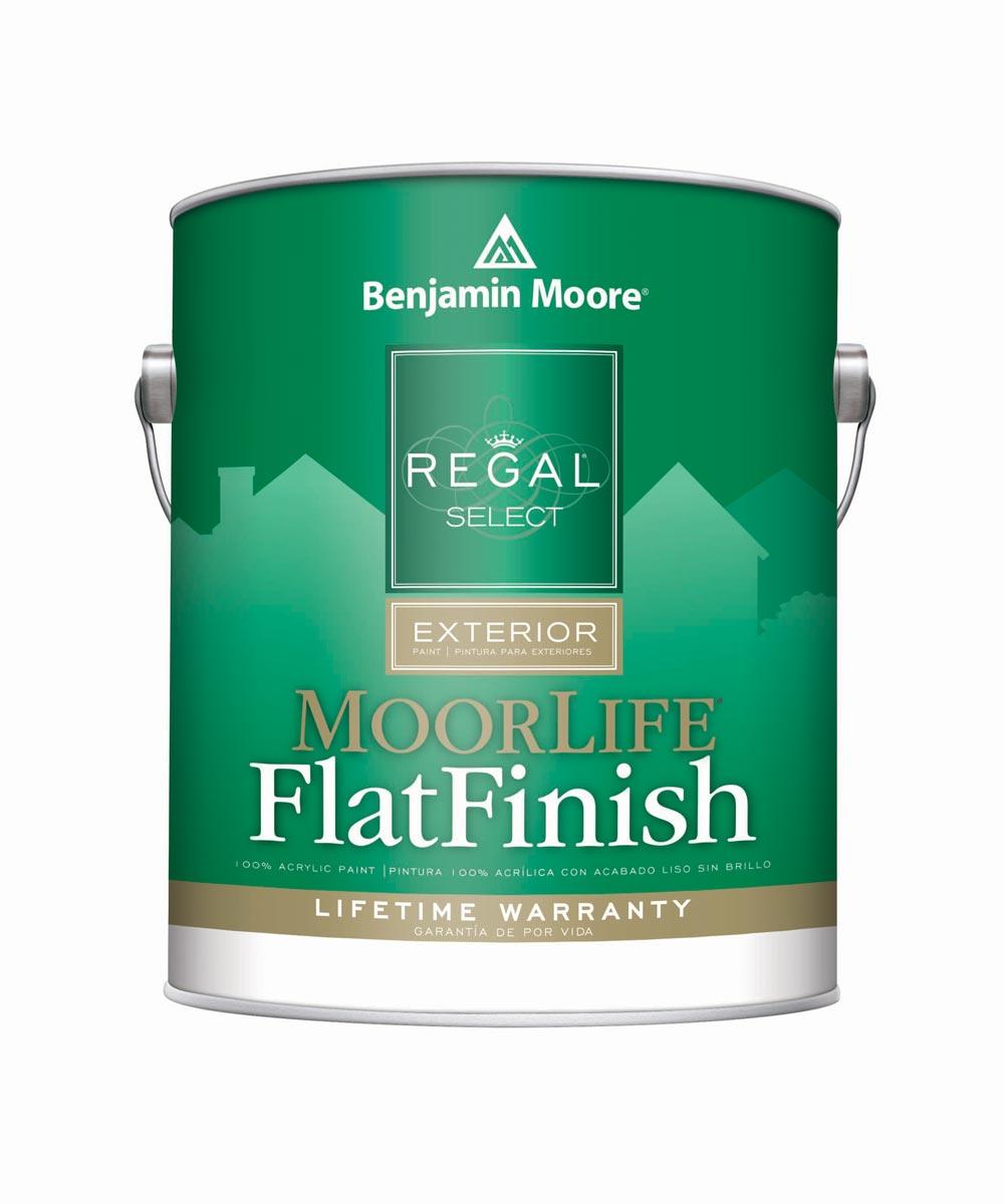 Regal Select Exterior MoorLife Flat Gallon