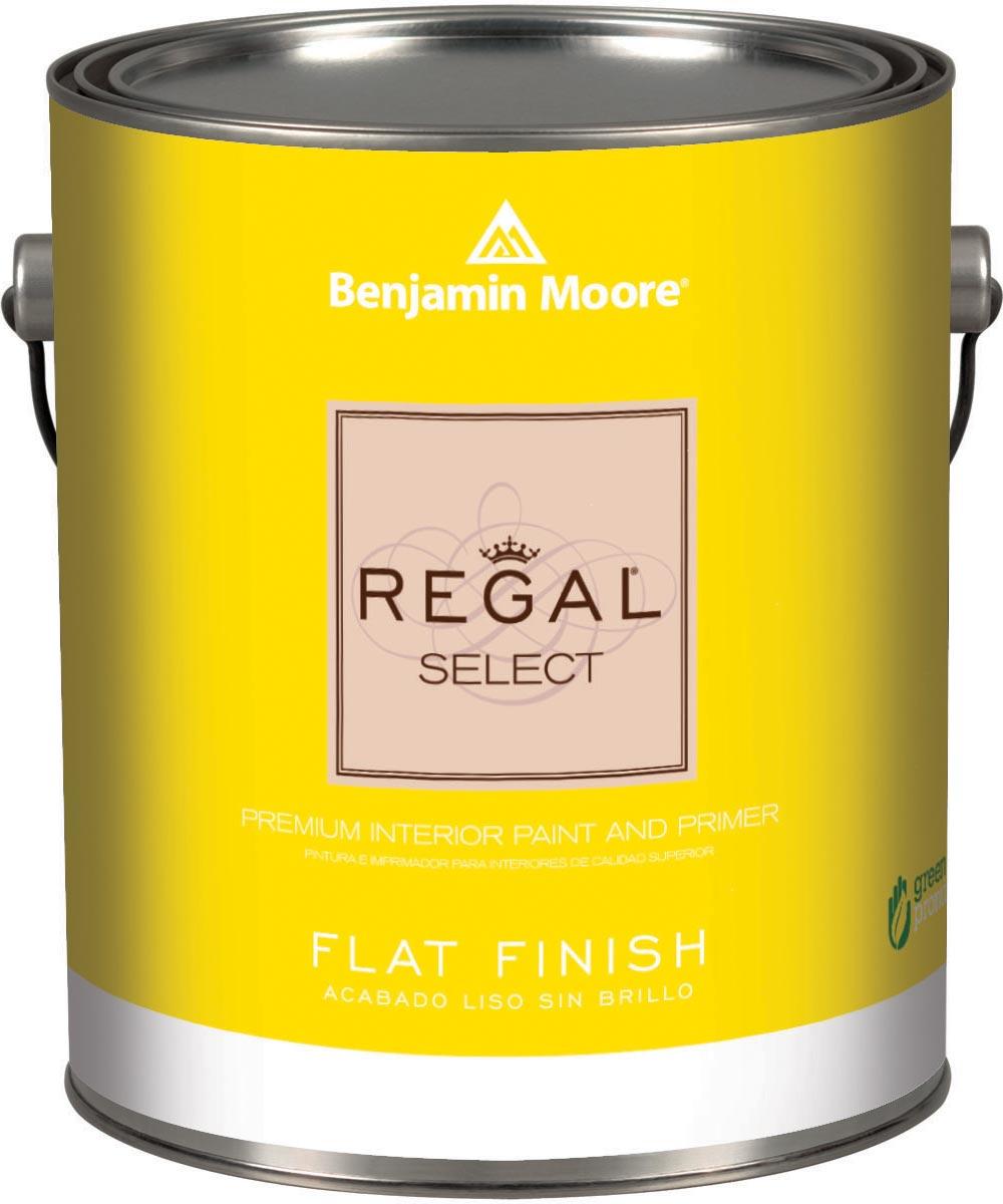 1 Quart Regal Select Waterborne Interior Flat Paint