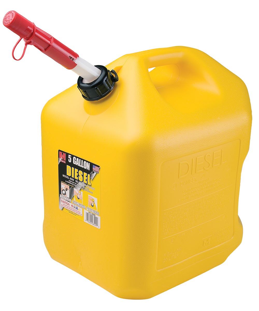 5 Gallon Diesel Can