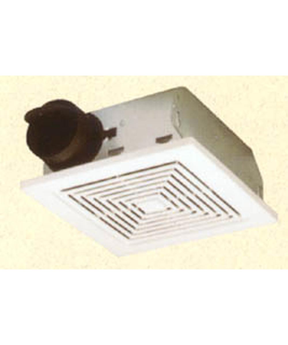 Bathroom Exhaust Fan With