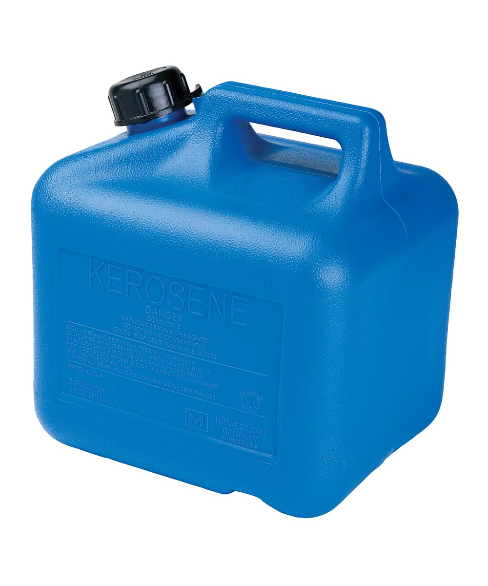 2 Gallon Kerosene Can