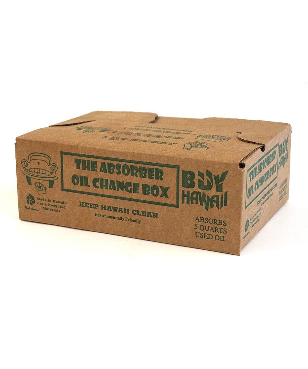 5 qt. Oil Eater Oil Change Box