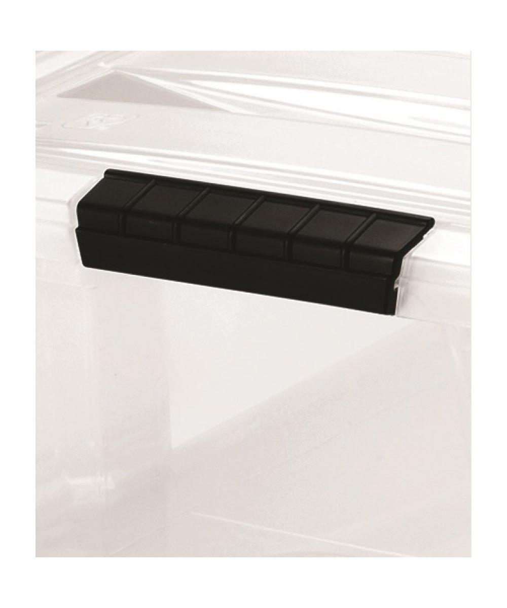 Stack & Pull Modular Storage Box, 27.2 Quarts / 6.8 Gallons