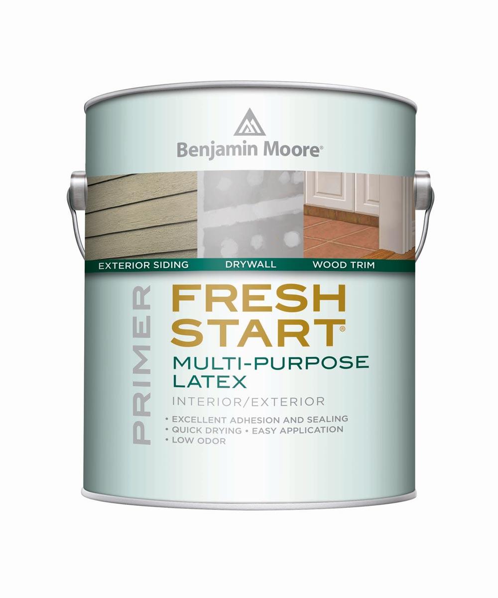 1 Gallon Fresh Start Multi-Purpose Latex Primer, White