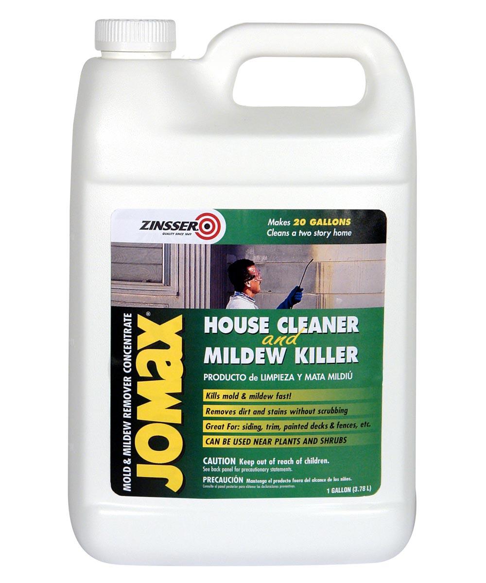 1 Gallon Jomax House Cleaner & Mildew Killer