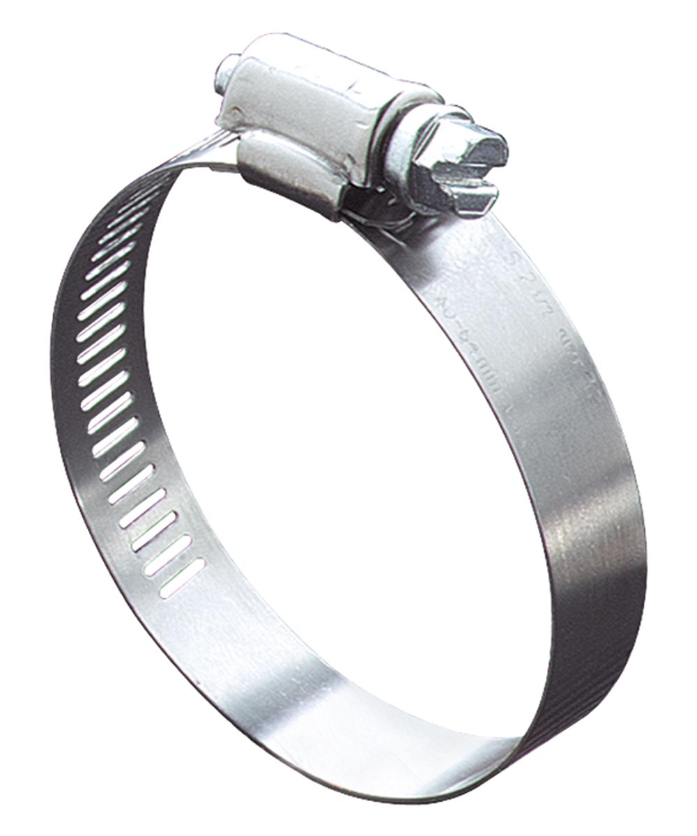 3/8 in. To 7/8 in. Hy Gear Worm Drive Clamps