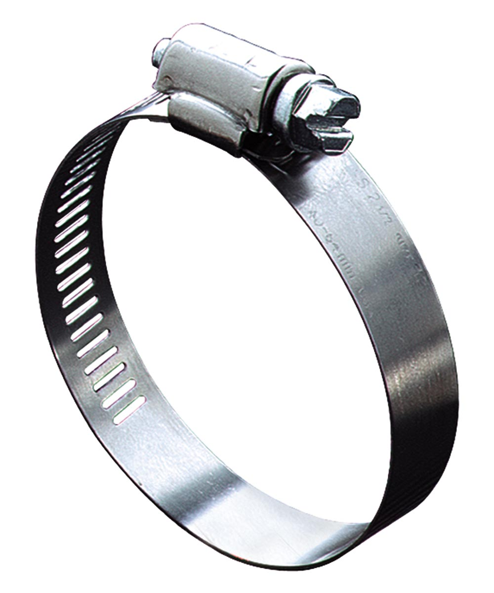 1-3/4 in. To 3-3/4 in. Hy-Gear Worm Drive Clamps