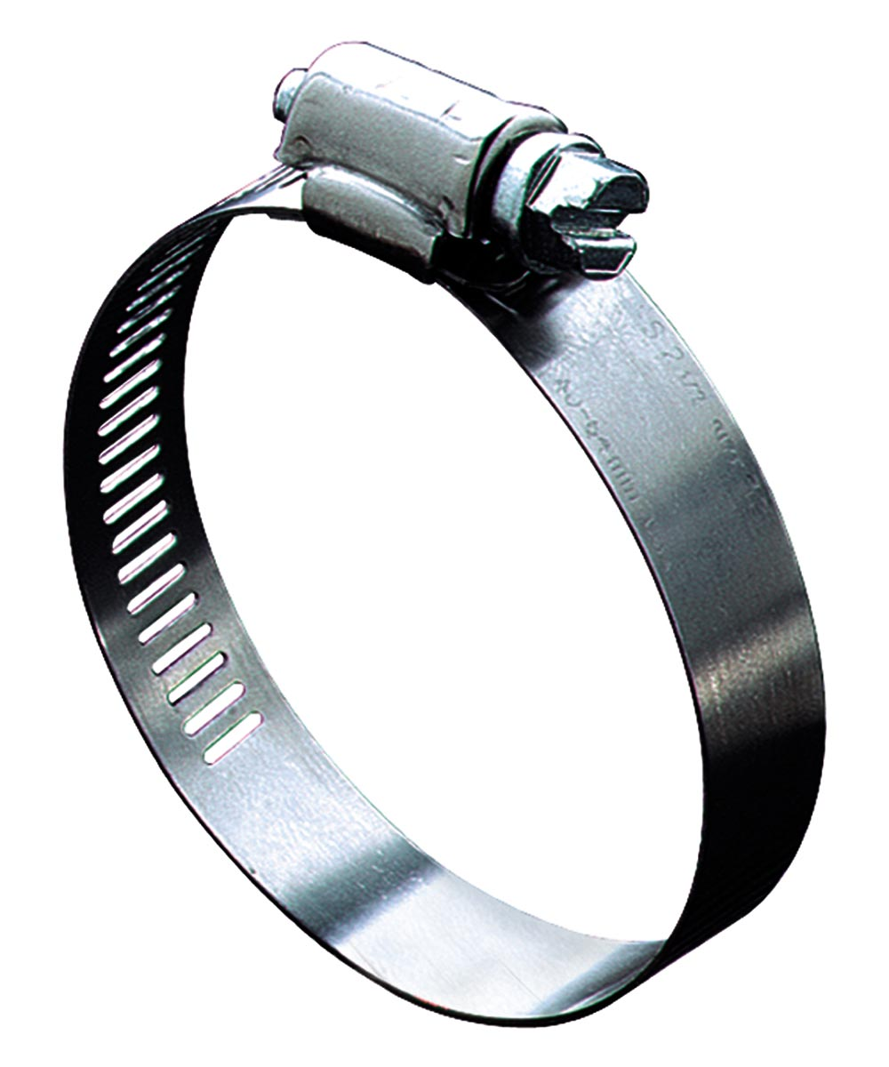 3 in. To 5 in. Hy-Gear Worm Drive Clamps
