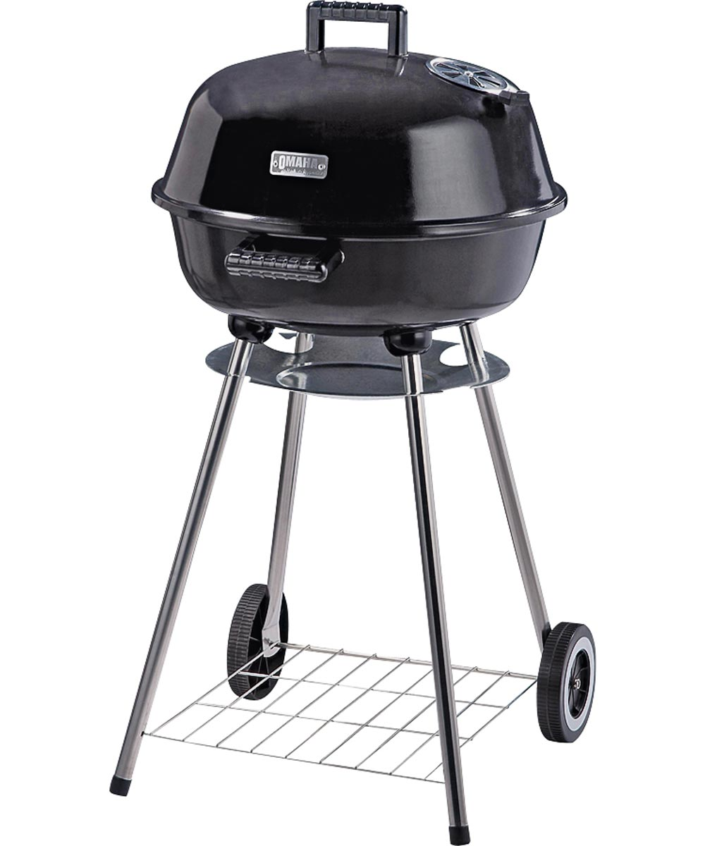 Omaha Grills 18 in. Kettle Charcoal Grill