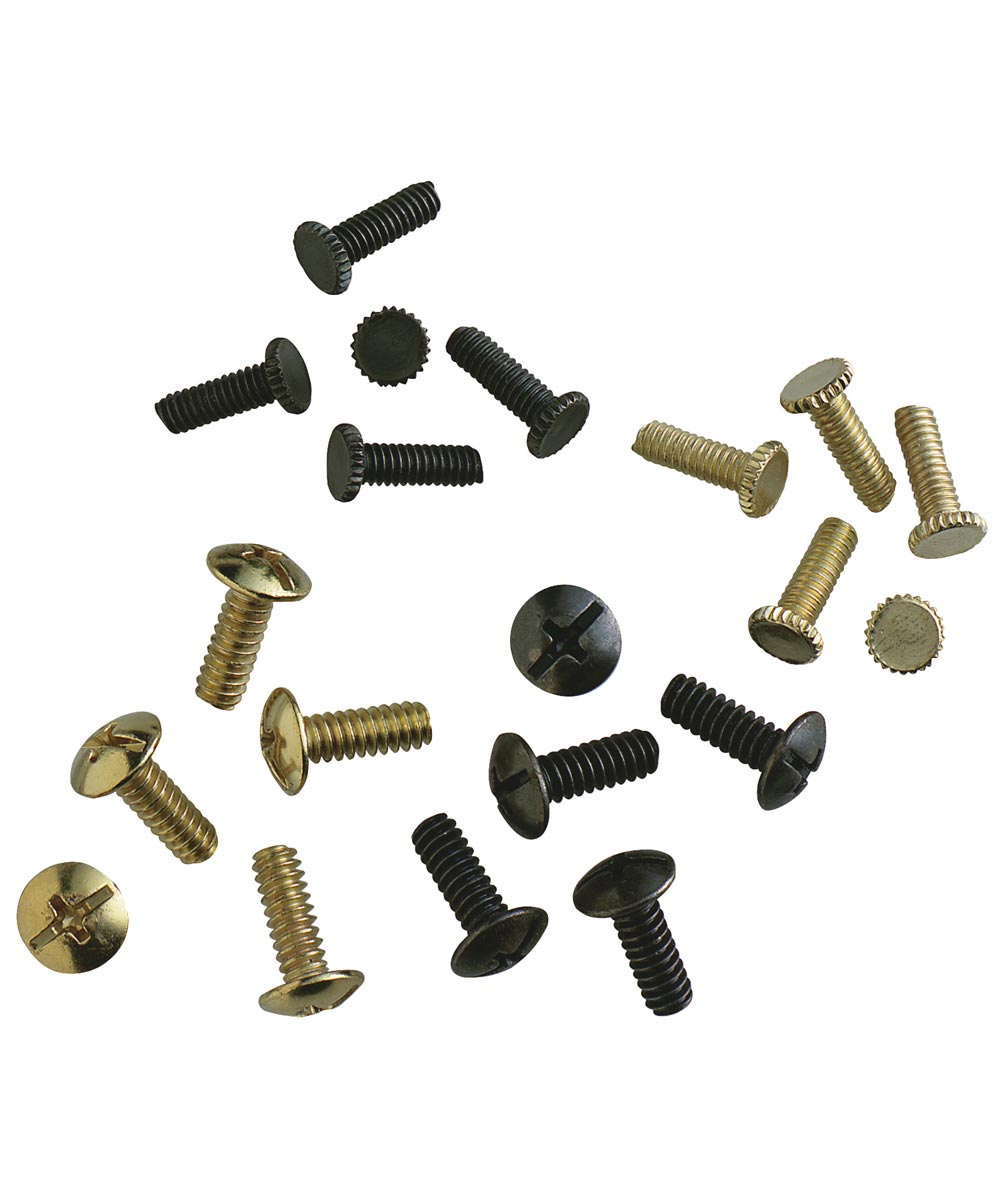 Westinghouse Assorted Screws, 20 Count