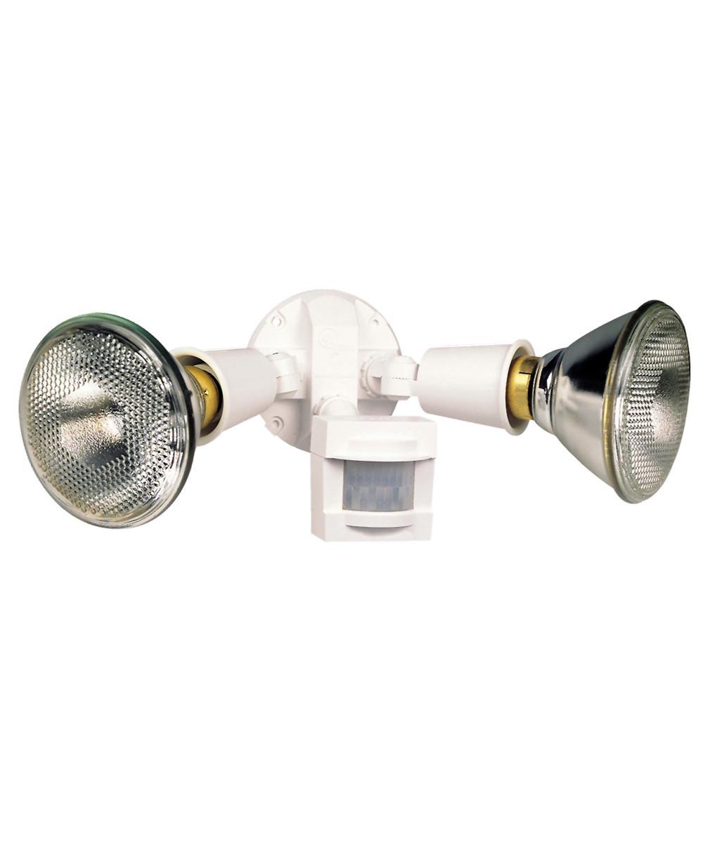 White Motion Sensor Light Control