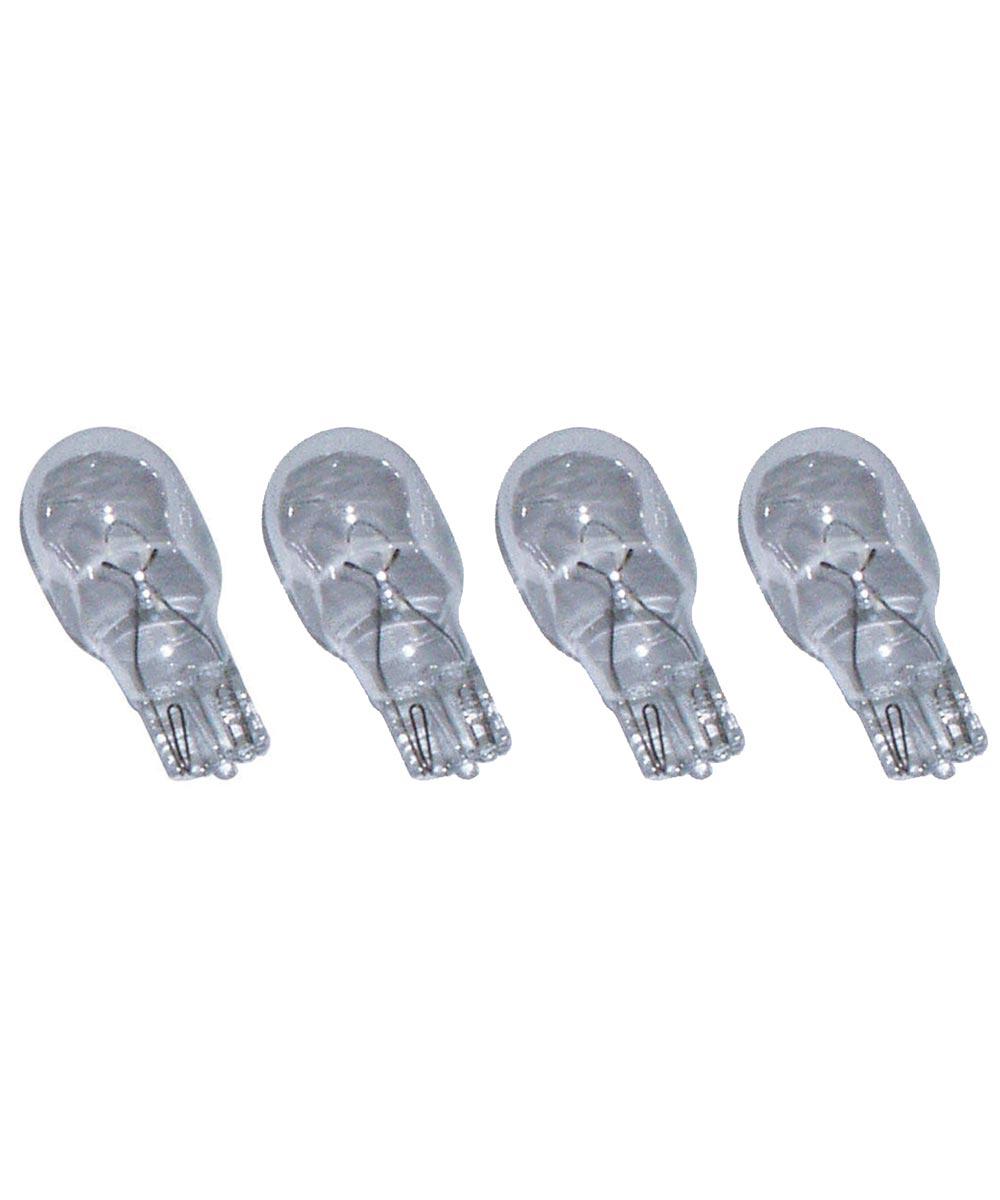 4 Watt Wedge Bulbs 4 Count