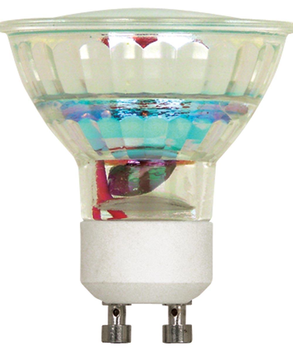 50W Cool White Xenon MR16 W/GU10 Base Light Bulb  2Ct